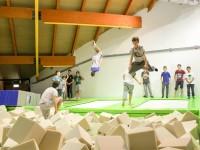BAM- La salle freestyle en action 1