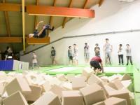 BAM- La salle freestyle en action 2
