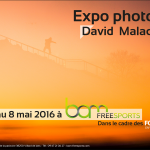 Exposition photo de David Malacrida Chez Bam Freesports
