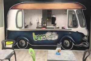Le food truck bam bam freesports for Food truck bar le duc